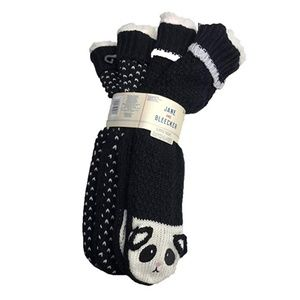 Jane and Bleecker Accessories - Jane and Bleecker 2 Pair Slipper Socks